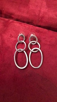 Simply Vera Silver Earrings Natick, 01760