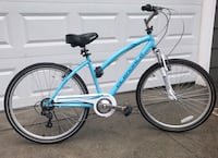 Women's Bike, 26 inch, with lock & key included