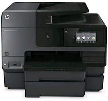 Hp e-All in One Wireless Printer