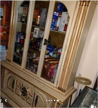 EGYPTIAN HUTCH ( also matching SHELF UNIT ) see