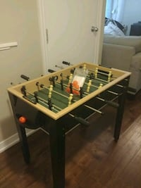MD Foosball table soccer