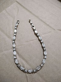 silver-colored beaded bracelet Arnold, 63010