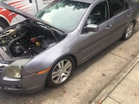 Ford - Fusion - 2007(SALE TODAY CLEAN TITLE) Alexandria