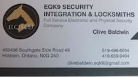 Alarm systems and CCTV systems Southgate
