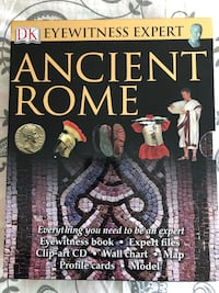 Ancient Rome - Everything you need to be an expert Mississauga, L5R 3R4