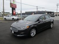 2015 Ford Fusion SE WITH NAVIGATION & REAR VIEW CAMERA langley