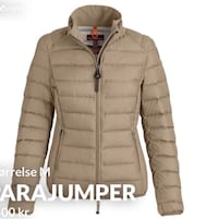 brun zip-up boble jakke Avaldsnes, 4262