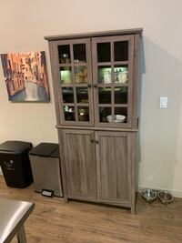 TV Stand, China Cabinet, & Stainless Steel Table Oakland, 94612