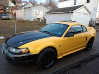 Ford - Mustang - 1999 3.8 v6 5 speed