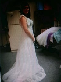 Beautiful white wedding dress Cookeville, 38501