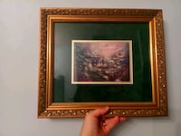 Frame and prehung Picture Dumfries, 22025