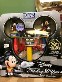 Mickey Mouse Disney Pez Collectibles NEW $18