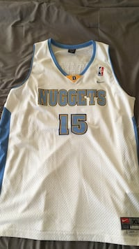 543cf05b350 Used Mike Bibby Vancouver Grizzlies Jersey Authentic for sale in ...