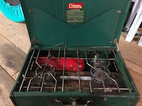 Coleman camping stove  Auburn