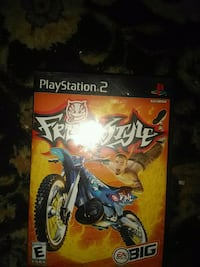 Ps2 Freestyle  GAme perfect condition in box Cleveland, 37323