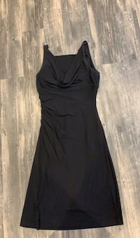 Formal Black Drape Dress-Size 10 Ashburn, 20147
