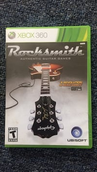 Xbox 360 Rocksmith (just the game) Jackson, 38301