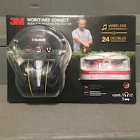 3M Work-tunes Connect Wireless Hearing Protector with Safety Eyewear Woodbridge, 22192