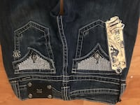 2 rock revival and 2 miss me jeans Bakersfield, 93314