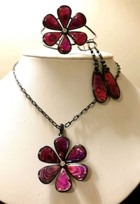 Vibrant Fifth Avenue Collection Jewelry Set! Beaumont, T4X 1T6