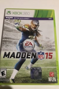 Madden 15 for Xbox 360 Livonia, 48152