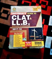 Universal's Guide to CLAT and LL.B.  Noida