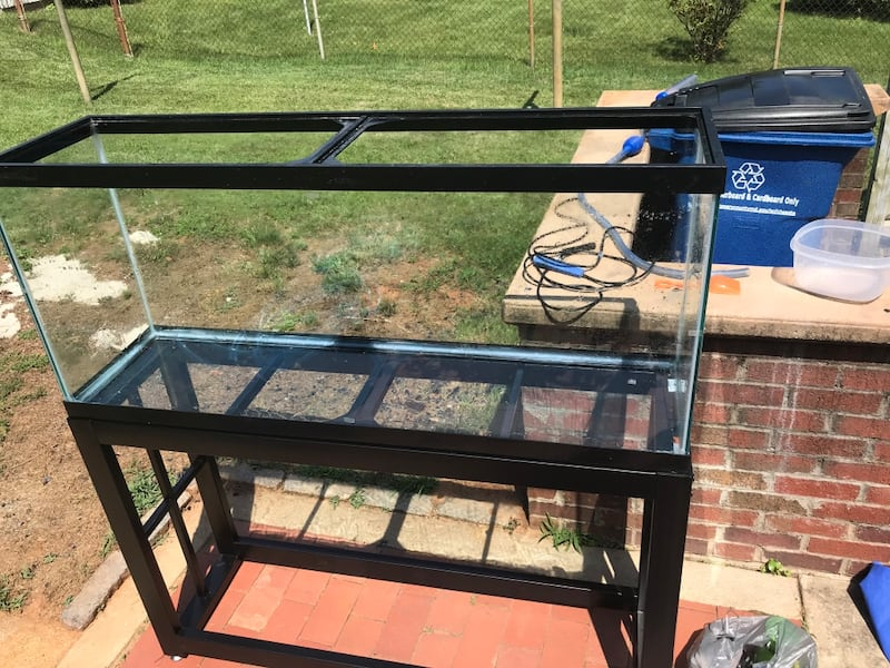 55 Gallon Stand Only 0953f0c2-f1ae-40d2-9b02-cf2d4e740180
