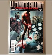 ultimate fallout 4 first app Miles Morales Spider-Man Toronto, M4K 2H9