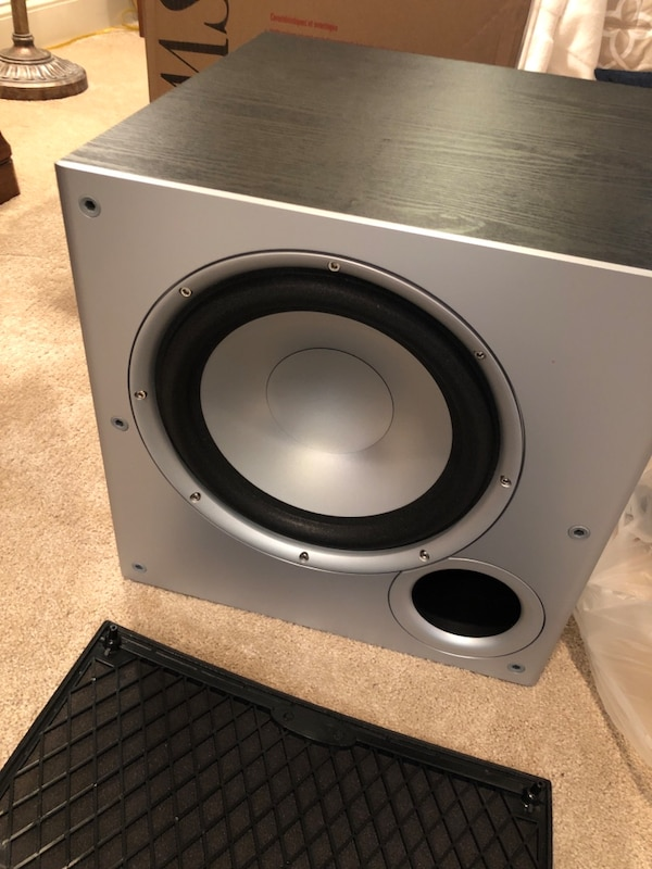 Polk Subwoofer & Center 83d1d570-e6d5-4b99-b4b2-4b130df275f4
