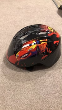 Toddler lighting McQueen Helmet Mississauga, L5N 1X4