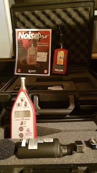 HEALTH AND SAFETY PROFESSIONAL...SOUND LEVEL METERS London, N5X 1B7
