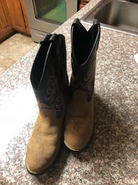 Cody James Boy Boots Size 2 North Highlands, 95660