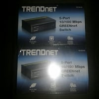Trendnet 5-port switch Charlotte