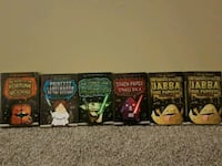 Assorted book collection of origami star wars book Cambridge, N3C 4J6