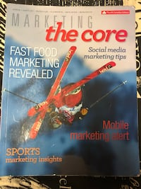 Marketing the core textbook 4th edition