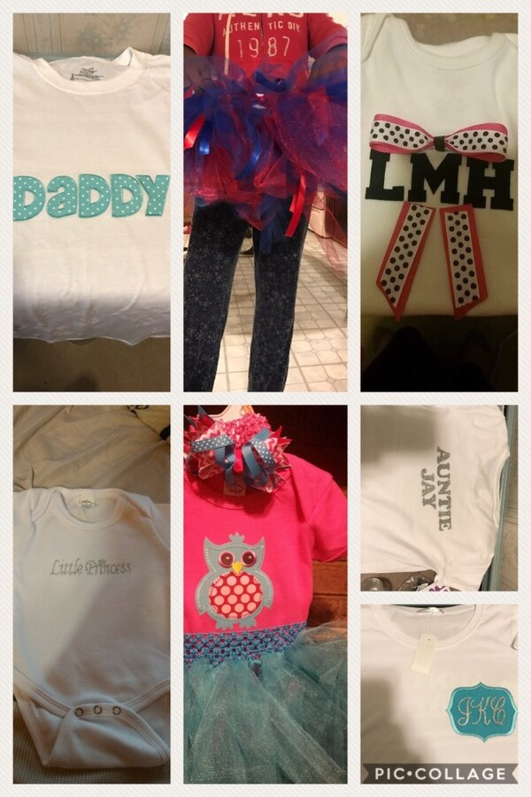 Used Place And Order For Shirt Or Birthday Tutu Adults Kids Available Sale In Stone Mountain