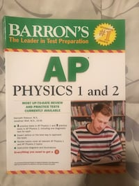 3 AP Calculus and Physics Books