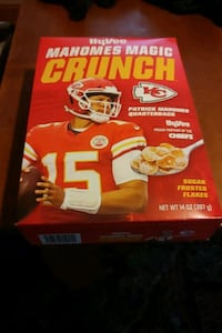Mahomes Magic Crunch