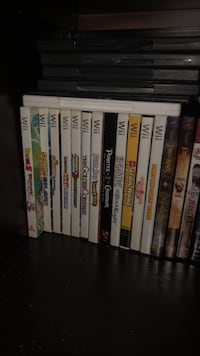variety of wii games Toronto, M4K 2X6