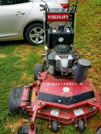 red and black Toro zero turn mower Waldorf, 20603