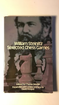 William steinitz selected chess games