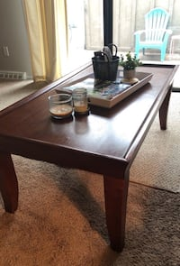 Wood Coffee Table Denver, 80237