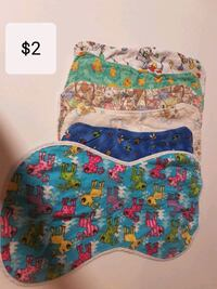 blue, green, and yellow floral textile Carrying Place, K0K 1L0