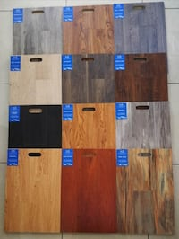 End-of-Season Special: Luxury 12mm Laminate Starts From $1.39/sf North York