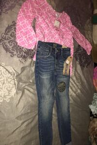 New tags still attached Girls size 7 outfit Boonsboro, 21713