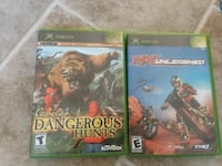 two Xbox 360 game cases Jacksonville