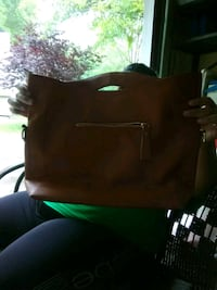 Brand New Brown Purse