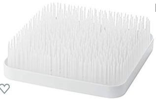 """Boon drying rack """"lawn"""" with gray tree"""