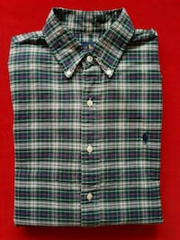 Camisa polo Ralph Lauren oxford