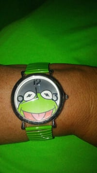 Kermit the frog watch  Anderson, 96007